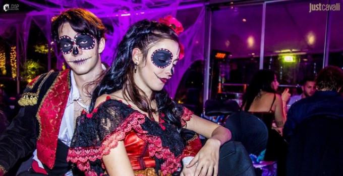 Halloween Snow White - The Dark Side fa ballare Just Cavalli Milano