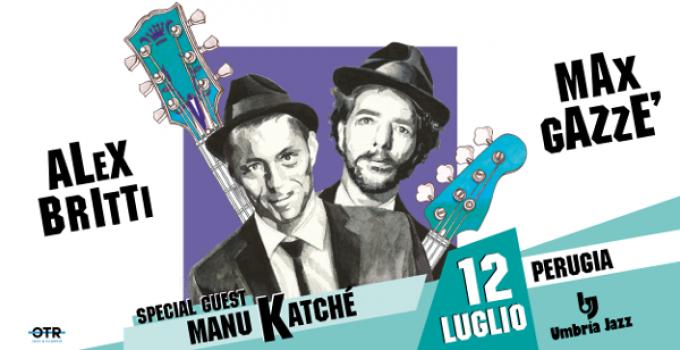 Britti, Gazzè, Katchè e Boltro all'Auditorium Parco della Musica di Roma// 26 e 27 dicembre