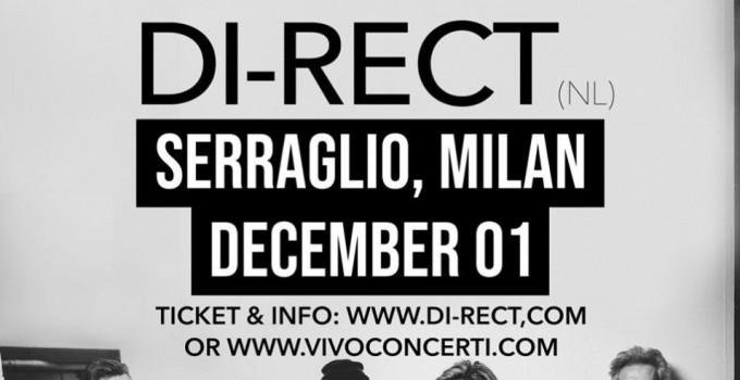 DI-RECT: La band alt pop da 20 milioni di stream che ha conquistato l'Olanda sbarca in Italia con un nuovo EP