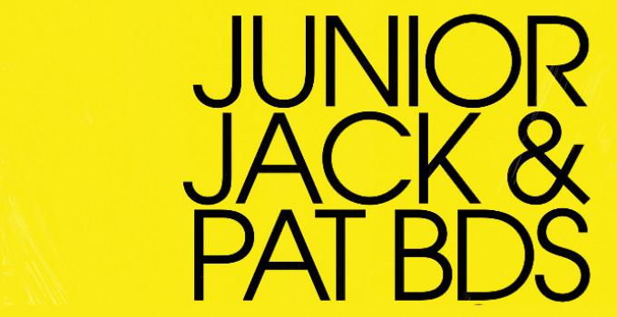 JUNIOR JACK: al via la nuova label del produttore di origine italiana con il primo singolo in arrivo il 29 novembre