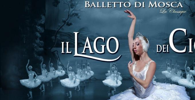 IL LAGO DEI CIGNI | Balletto di Mosca La Classique | 13 novembre 2019 | Teatro EuropAuditorium, Bologna