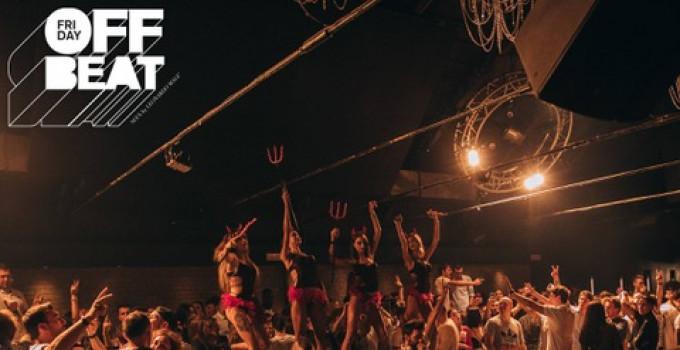 """Circus beatclub - Brescia... che weekend! 6/11 UniBS Shot Party, 7/11 Cartèl """"la Noche del Alacràn"""", 8/11 Off Beat con Antonio V"""