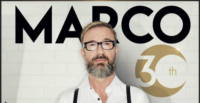 MARCO MASINI: nel 2020 festeggia i 30 anni di carriera, da aprile in tour nei principali teatri italiani ed europei!