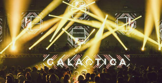Galactica, il capodanno elettronico di BolognaFiere