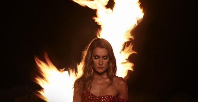 """CELINE DION    VENERDÌ 15 NOVEMBRE ESCE L'ATTESO ALBUM DI INEDITI IN INGLESE """"COURAGE"""""""