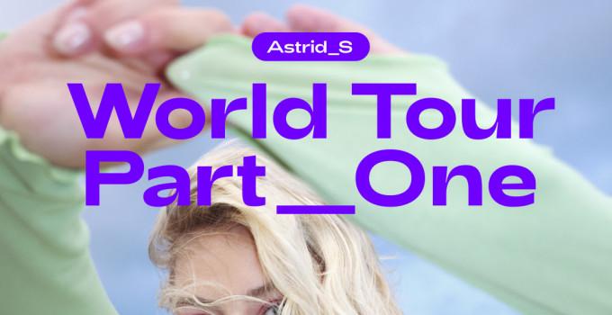 ASTRID S: la nuova promessa del pop arriva dalla Norvegia, live in Italia il 27 marzo a Milano!