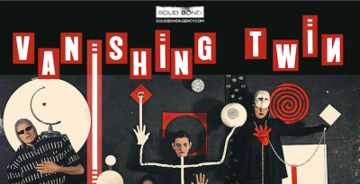 VANISHING TWIN   La superband in Italia per quattro date per presentare The Age Of Immunology.