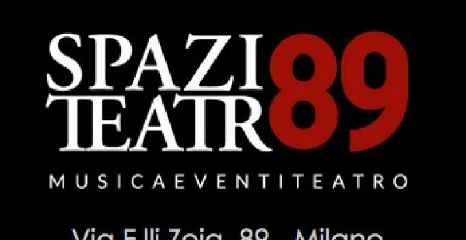 """Letture recitate e musica dal vivo nello spettacolo """"Il Contrabbasso"""" domenica 1 dicembre allo Spazio Teatro 89 di Milano"""