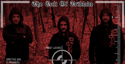 "GUNJACK In arrivo ""THE CULT OF TRIBLADE""!"