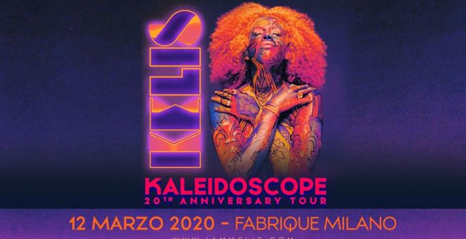 KELIS: per la prima volta live in Italia il 12 marzo a Milano per celebrare 20 anni di carriera