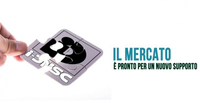 Nasce I-DISC, il nuovo dispositivo di fruizione musicale che coniuga il fisico con il digitale.