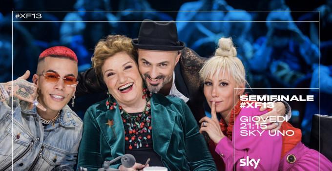 I semifinalisti di X Factor 2019