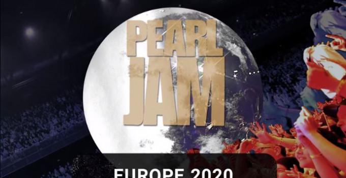 PEARL JAM: una data evento in Italia il 5 luglio 2020 all'Autodromo Internazionale Enzo e Dino Ferrari di Imola