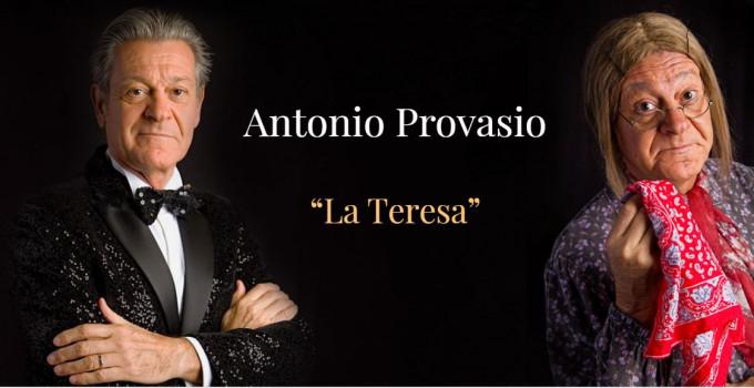 Nightguide intervista Antonio Provasio, alias La Teresa de I Legnanesi, dal 6 dicembre in scena al Teatro Duse di Bologna