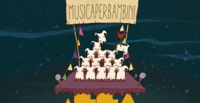 Esce il 6 dicembre Alla fiera della fine, il nuovo disco di MusicaPerBambini