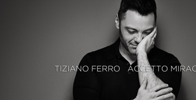 TIZIANO FERRO - TERZA DATA A SAN SIRO e SECONDA ALL'OLIMPICO per il TZN2020 TOUR