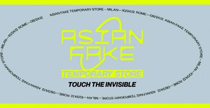 Asian Fake Temporary Store, l'etichetta milanese inaugura due spazi tra musica, arte e moda