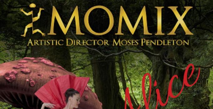 MOMIX | ALICE | dal 12 al 15 dicembre 2019 | Teatro EuropAuditorium, Bologna