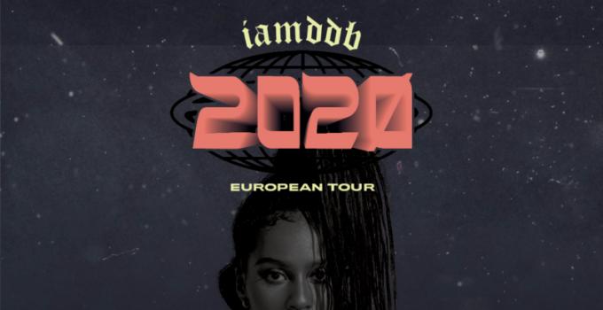 IAMDDB: per la prima volta in Italia il 31 marzo a Milano per portare la sua musica soul, jazz e rap.
