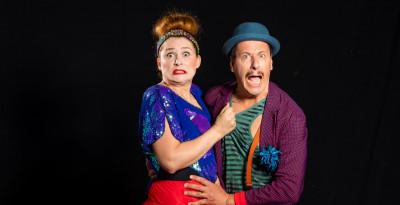 Nightguide intervista Gianmarco Pozzoli che insieme alla moglie Alice Mangione porterà al teatro la Pozzoli's Family