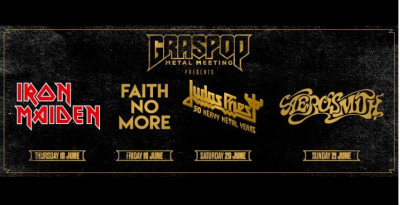 Graspop Metal Meeting annuncia la seconda serie di nomi