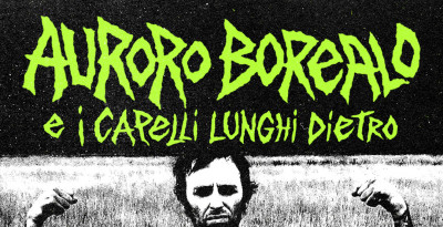 AURORO BOREALO   da marzo dal vivo con Spaghetti Punk European Tour