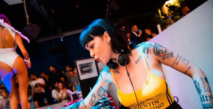 18/1 Valentina Dallari e il party Tatuamy fanno muovere #Costez - Telgate (BG) e il weekend easy dell'Hotel Costez - Cazzago (BS