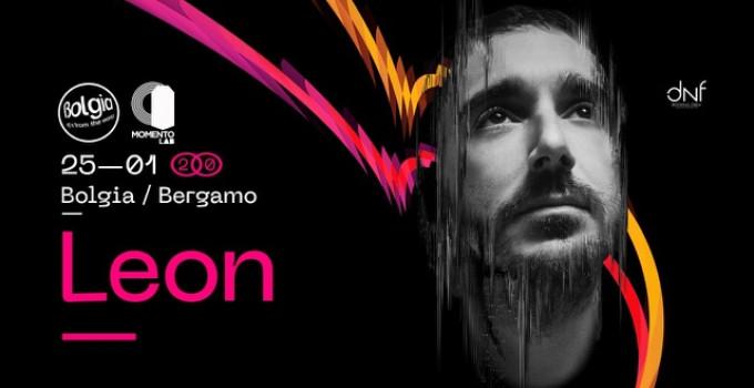 25/1 Leon fa scatenare Bolgia - Bergamo