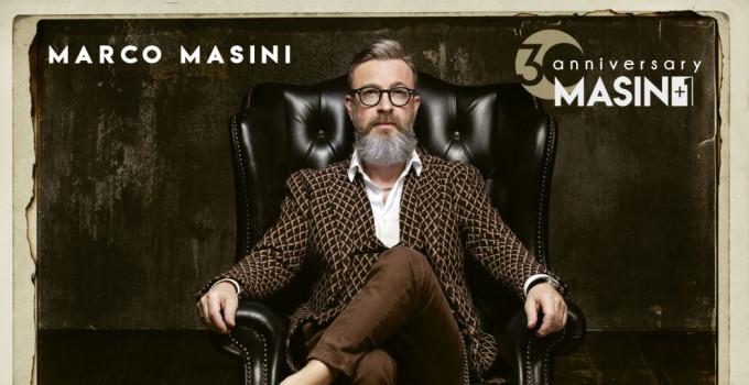 """MARCO MASINI: il 7 febbraio esce il nuovo album """"MASINI +1, 30TH ANNIVERSARY"""", contiene il brano in gara al Festival di Sanremo"""