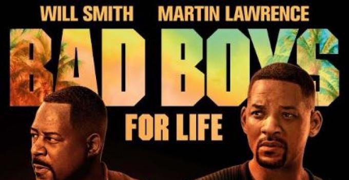 """VENERDÌ 17 GENNAIO esce la colonna sonora prodotta da DJ KHALED di """"BAD BOYS FOR LIFE"""" il film con WILL SMITH e MARTIN LAWRENCE"""