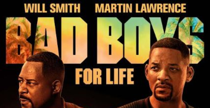 "VENERDÌ 17 GENNAIO esce la colonna sonora prodotta da DJ KHALED di ""BAD BOYS FOR LIFE"" il film con WILL SMITH e MARTIN LAWRENCE"