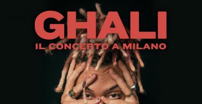 """GHALI: annunciato il nuovo progetto live """"Il Concerto a Milano"""". Il nuovo album """"DNA"""" esce il 20 febbraio"""