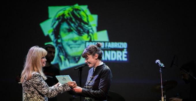 Premio De André: Lamine vincitrice della Sezione Musica dell'edizione record