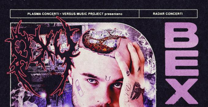 BEXEY: un'imperdibile data italiana per uno dei rappresentanti più innovativi dell'hip hop britannico di nuova generazione
