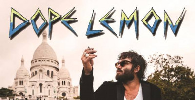 """DOPE LEMON in concerto a Milano con il nuovo """"Smooth Big Cat"""""""