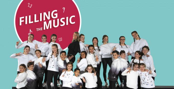 FILLING THE MUSIC: il coro pop di bambini e ragazzi ripercorre la storia del FESTIVAL DI SANREMO con un'antologia musicale