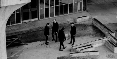 RIDE   -7 al live del quartetto shoegaze di Oxford
