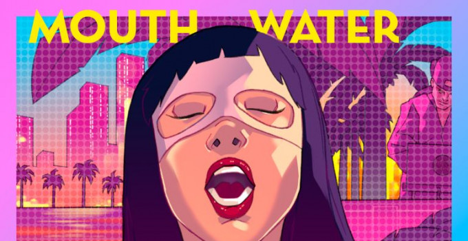 MOUTH WATER // esce GIMME LOVE il nuovo video del duo electro pop italo americano