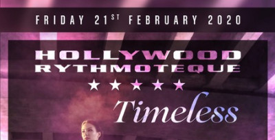 Hollywood Rythmoteque - Milano: il 21/2 è la volta di Timeless
