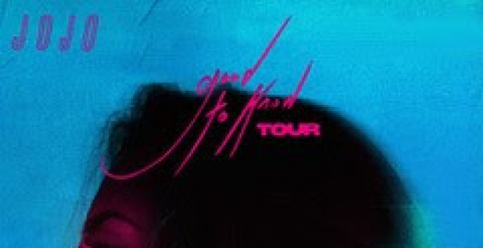 """JOJO: la star della musica soul, pop e r'n'b arriva in Italia a Milano con il """"good to know tour"""""""