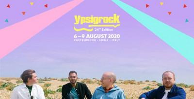 BOMBAY BICYCLE CLUB in concerto a YPSIGROCK 2020 con il nuovo album!