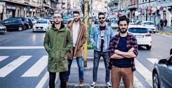 WET FLOOR 'ROCK THERAPY'   IL PRIMO SINGOLO DAL NUOVO ALBUM 'LA CITTÀ ERA PIENA DI RUMORE'