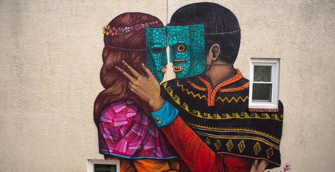 FASE 2: Street Artist per l'emergenza post-covid con COLOR4ACTION a sostegno delle fasce più deboli