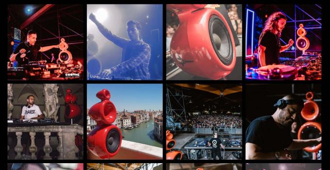 Pequod Acoustics: Kona Storm, the Artists' Choice