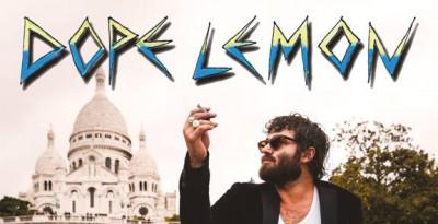 DOPE LEMON a Milano: CONCERTO RIPROGRAMMATO AL 2021
