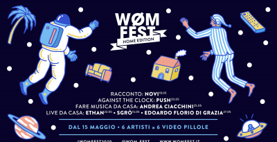 Si conclude l'edizione casalinga  del WØM FEST