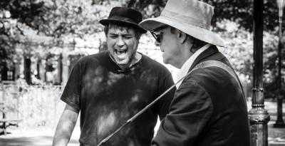 THE NIRO PUNK IN NOME DI JEFF BUCKLEY | Malign Fiesta (No Soul)