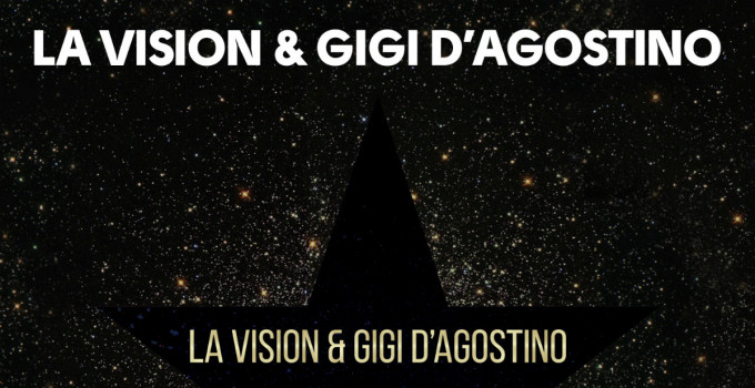 """LA Vision & Gigi D'Agostino: il nuovo singolo """"Hollywood"""""""