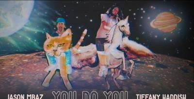 """JASON MRAZ (BMG) - Il vincitore dei Grammy Awards pubblica """"You Do You"""" feat. Tiffany Haddish"""