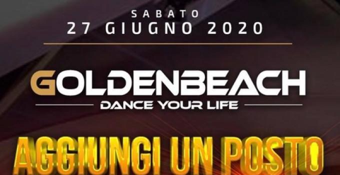 27/6 Aggiungi un posto a tavola + 28/6 Sunday Beach @ Golden Beach - Albisola (SV)